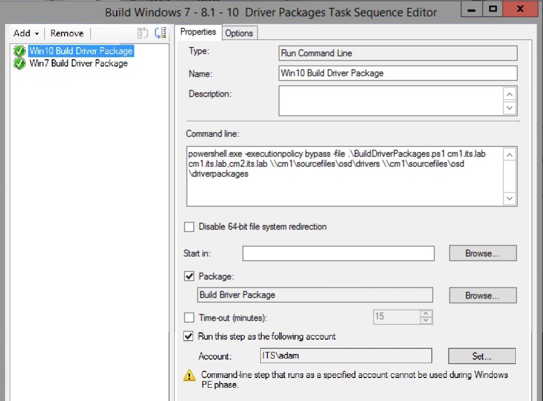 Sccm Windows 10 Drivers